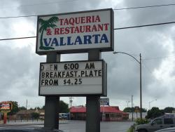 Taqueria Restaurant Vallarta