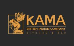 Kama British Indian Company Kitchen & Bar