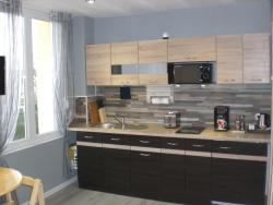 Kitchen area, self catering apartment