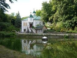 Gniletskiy Cave Monastery