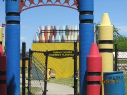 Randall Wickes Children's Playground