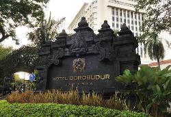 Luxe midden in Jakarta