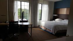 Get top floor quiet room