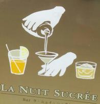 Bar la Nuit Sucree