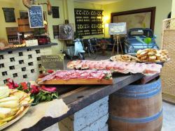 Prosciutteria Toscana Bocca Unta