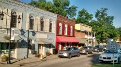 Downtown Midway Kentucky