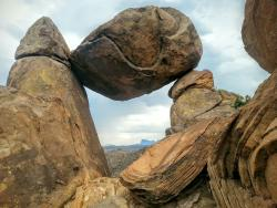 The Balanced Rock