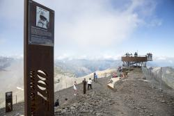 007 Walk of Fame - Schilthorn