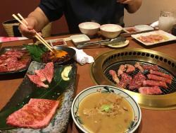 Grilled Beef Sabotan