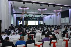 2 day Annual Conference held at the Great Ball Room