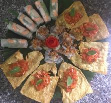 Vietnamese Chopsticks - Dua Viet Restaurant