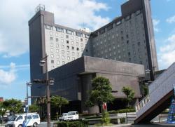 Unkai Ana Crowne Plaza Hotel Ube