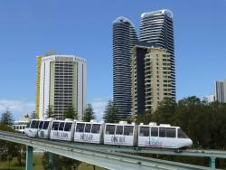 The Broadbeach Monorail (closed & Removed)