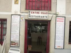 Restaurante Entre-Ruas