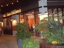 Chocolateria San churro Miranda