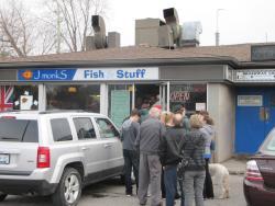 J Monks Fish & Stuff