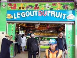 Le Gout du Fruit