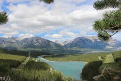 grassi lakes lookout