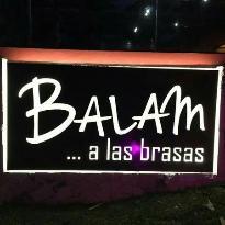 Restaurante Balam a las Brasas