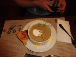 Une des nombreuses soupes