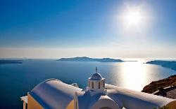 Santorini Road Trips