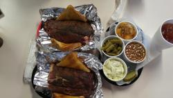 Mike's Trackside BBQ