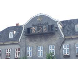 Glocken- und Figurenspiel am Markt