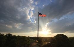 Acuity Flagpole