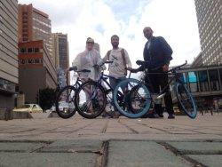 Ride Bogota