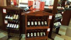Вино в бутылках платное!