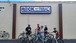 Rock 'n' Road Cycle