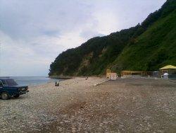 Primorskiy Beach