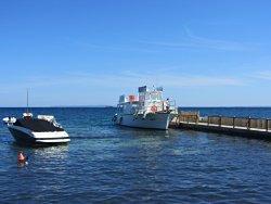 Aguabus - puerto de Playa d´en Bossa