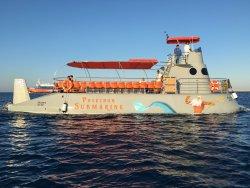 Poseidon Submarine