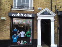 The Webb Ellis Rugby Football Museum