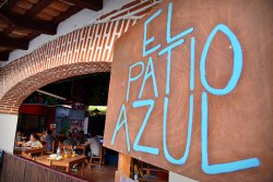 El Patio Azul - Mercado Culinario