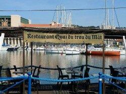 Restaurant Quai du Trou du Mat