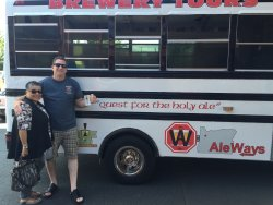 Ale Ways Brewery Tours
