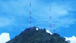 Jayapura City Hill