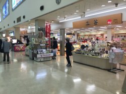 Hokuriku Air Terminal Bldg Shop