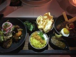 Best dinner ever in Bali