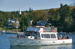 Downeast Windjammer Cruises Lines