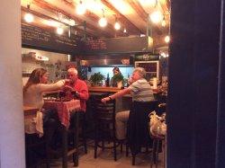 Kleines Restaurant mit viel Charme.