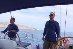 VIP Sailing Santorini