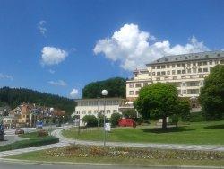 Lazensky Hotel Palace