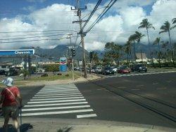 Port Town Chevron