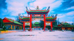 Jade Dragon Temple