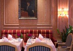 Seerestaurant im Steigenberger Inselhotel Konstanz
