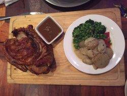 Pork Knuckle...