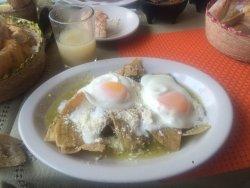Restaurante Chile Maíz y Frijol